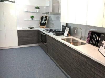 Zesta Kitchens ex display kitchen