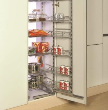 deluxe kitchen pantry unit