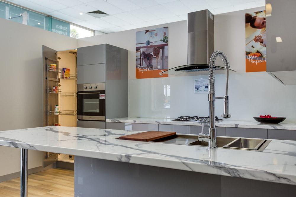 Zesta Kitchens Showroom