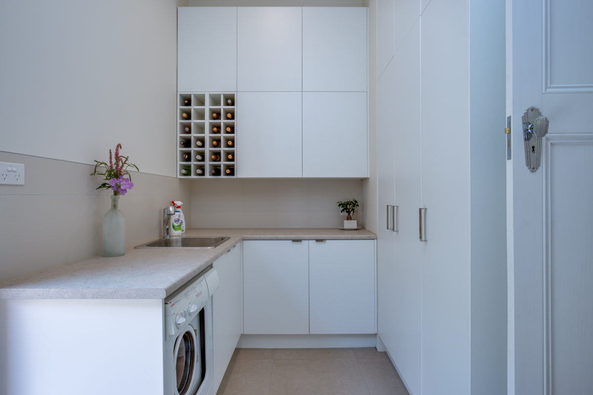 Laundry Renovation Brighton