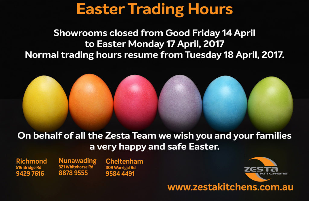 Easter Ad Blog