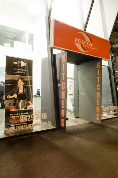 Zesta Kitchens Richmond Showroom