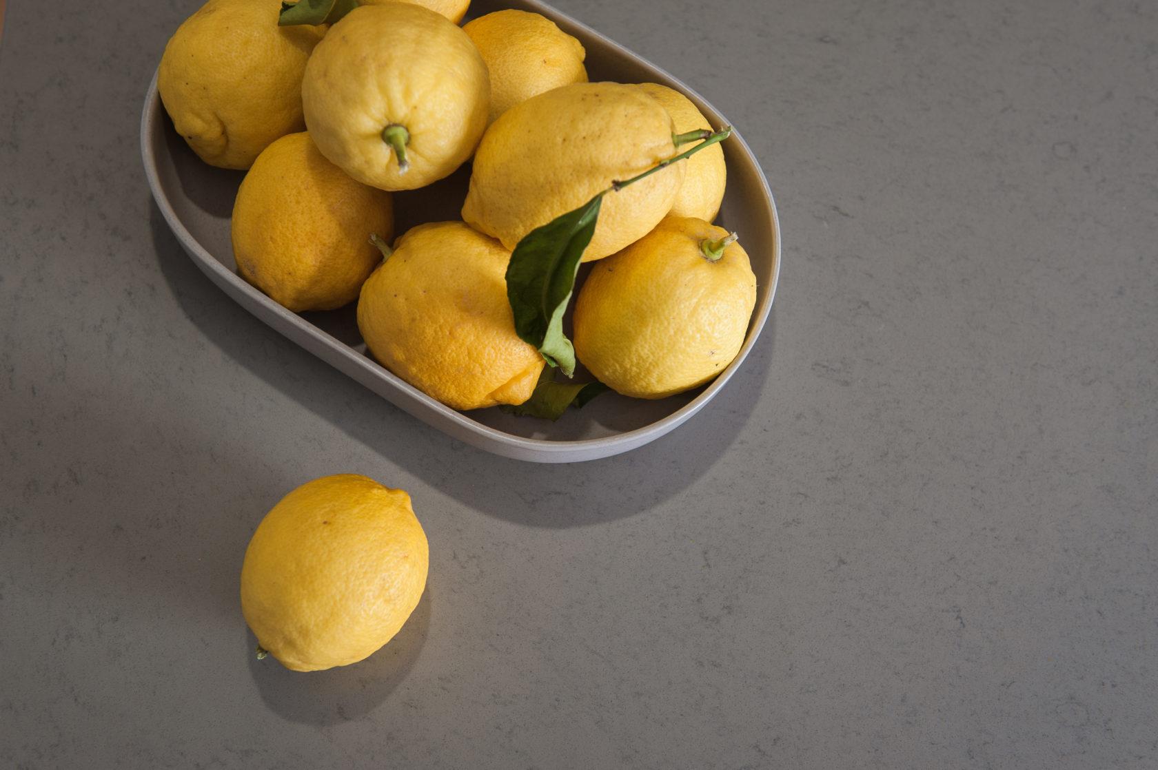 Kitchen Benchtop Sandringham – YDL Smokey Grey