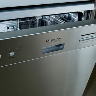 kleenmaid dishwasher
