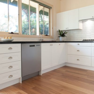 kew kitchen renovation