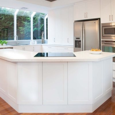 templestowe kitchen design