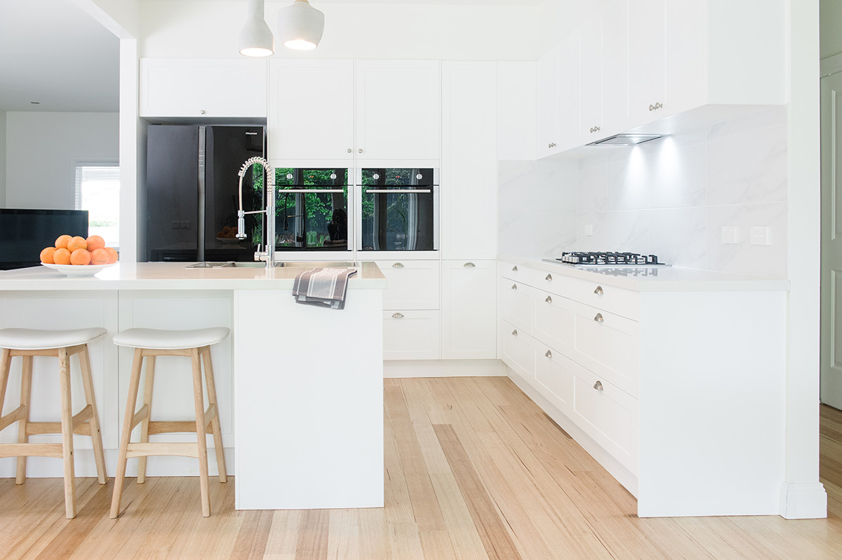 Melbourne Kitchens | 100% On-time Kitchen Renovations.