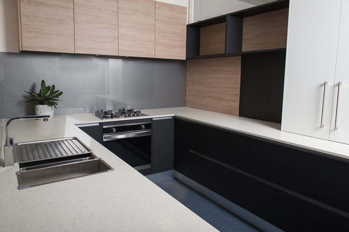 Handleless Zesta Kitchens