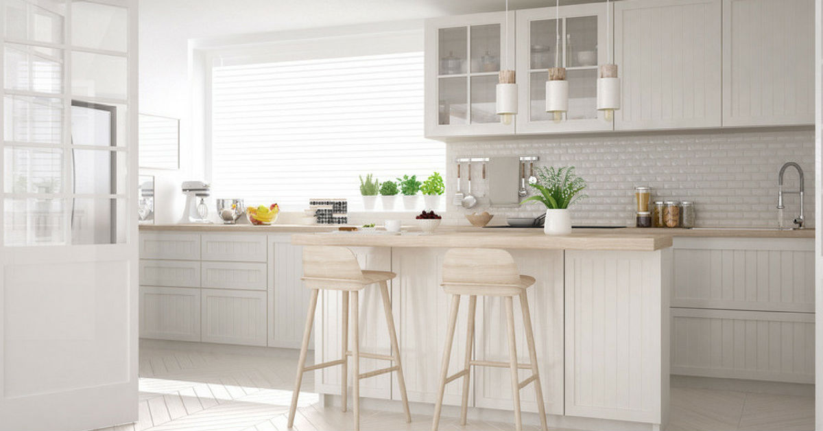 Five Kitchen Design Trends for 2018