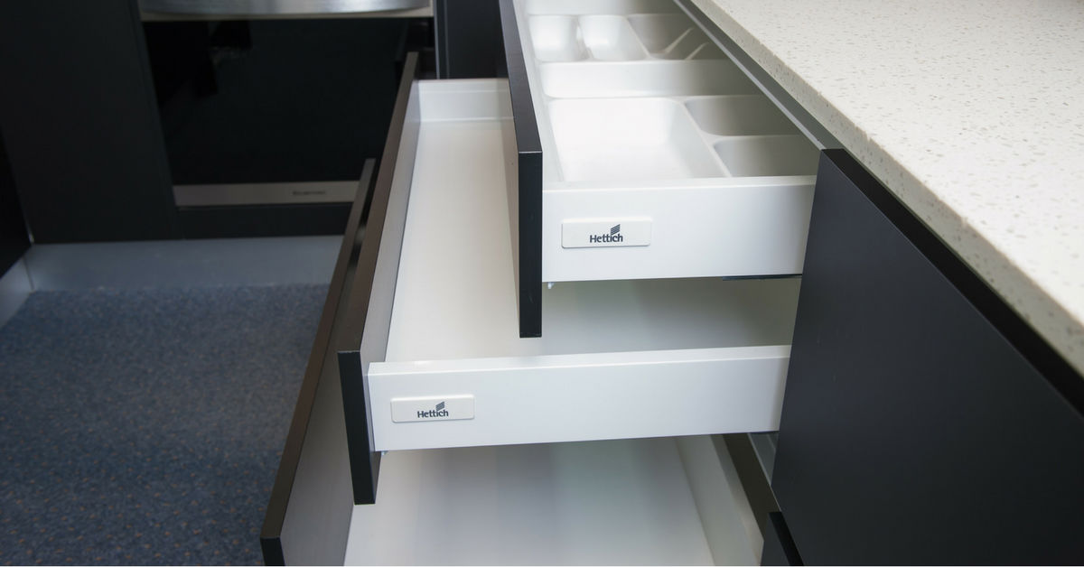 pull out kitchen drawers