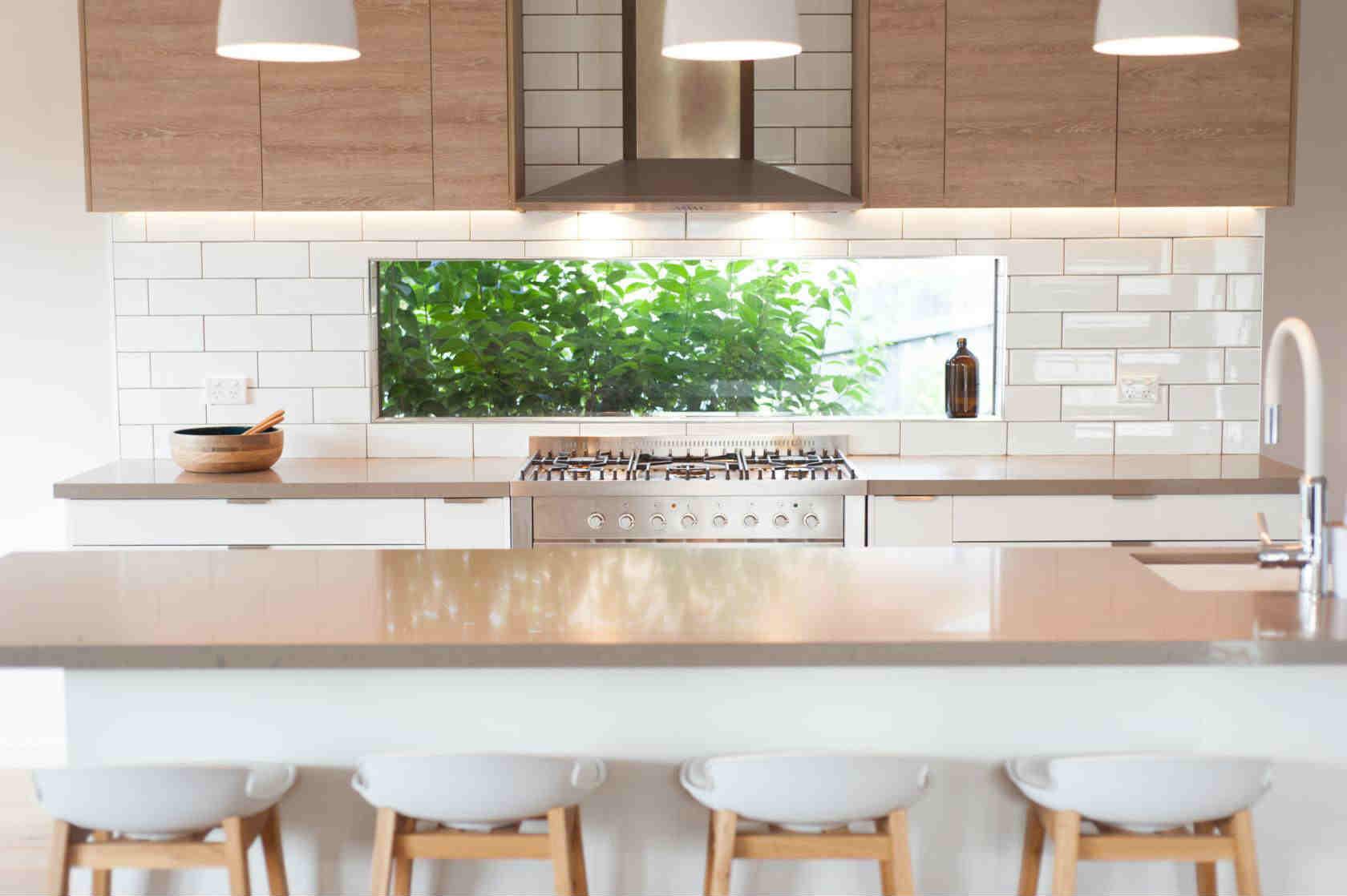 Zesta Kitchens Caesarstone benchtops