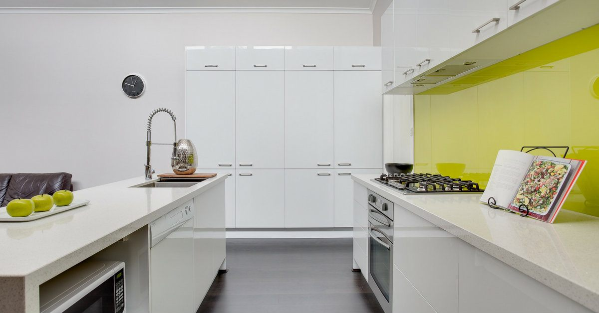 Why Has the White Kitchen Outlasted Every Trend?