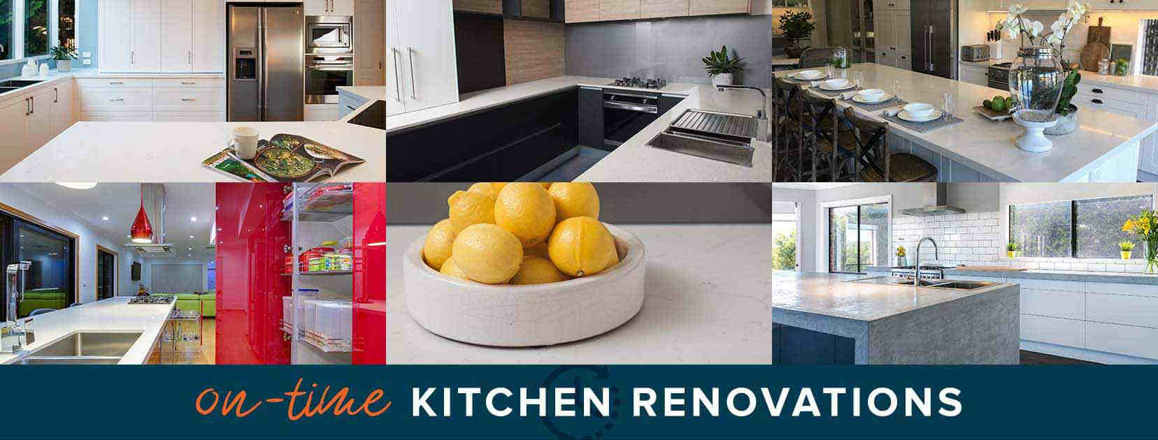Zesta On-Time Kitchen Renovatons