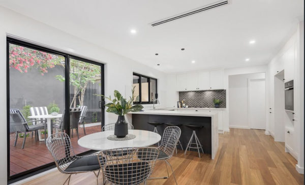 Kew East Kitchen Renovation