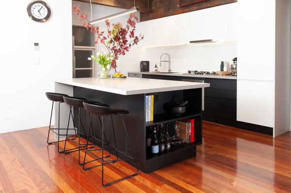 Kitchen renovation in the heart of Richmond, Melbourne
